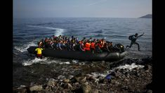 Thomson Reuters and The New York Times shared the Pulitzer Prize for breaking news photography for coverage of Europe's migrant crisis. New York Times, Grand Prix, Syrian Civil War, Western Coast, Refugee Crisis, Syrian Refugees, Sick Kids, One In A Million, Palermo