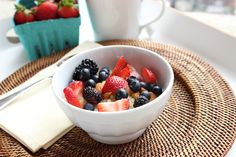 Keep your energy going and your waistline trim with this Quinoa Breakfast Cereal!  www.pickupthewhisk.com