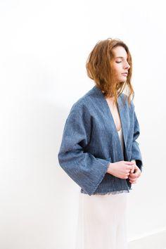 Nili Lotan Kimono Jacket