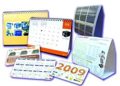 Calendars Printing - Calenders printing is the cheapest way to promote your business, They presents your business identity all your long.