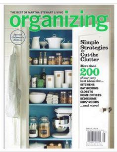 Good Organizing Reads!