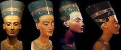 Queen Nefertiti is perhaps better known than her husband, the heretic king Akhenaten (Amenhotep IV). It is said that even in the ancient world, her beauty was famous, and her famous statue, found in a sculptor's workshop, is not only one of the most recognizable icons of ancient Egypt, but also the topic of some modern controversy. Read more: http://www.touregypt.net/featurestories/nefertiti.htm#ixzz2ThWc0Kct