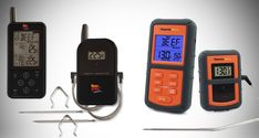 The Best Smoker Thermometers for Mastering Temperature Control - Smoked BBQ Source Cooking Tofu, Smoker Cooking, Cooking Salmon, How To Cook Pork, How To Cook Eggs, Smoking Meat Times, Beach Vacation Meals, Smoked Ham Recipe, Pork Cooking Temperature