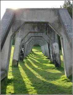 Tunnel Vision - Gasworks Park, Seattle #PhotoOfTheWeek