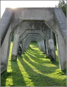 Tunnel Vision - Gasworks Park, Seattle #PhotoOfTheWeek