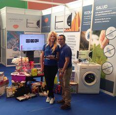 Feria de Muestras de Asturias 2015 #fidma2015 Laundry Pro España: Google+