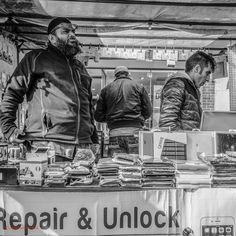 Phone Repairs - Market Traders