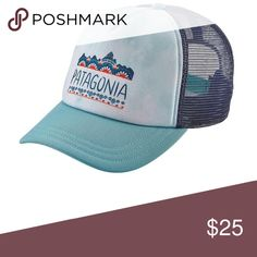 Patagonia trucker hat SnapBack cap fishing Brand new with tags Patagonia Accessories Hats