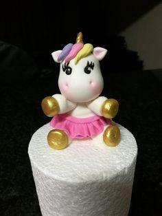 Unicorn_ sugar art_fondant figurine South Africa email: liankaerasmus@gmail.com