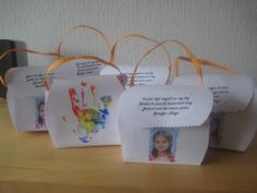 goodie bag, leaving the kindergarden