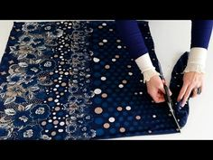 Benden Size - YouTube Recycling, Vintage Sewing Patterns, Sequin Skirt, Sequins, How To Make, Dresses, Curtains, Youtube, Fashion