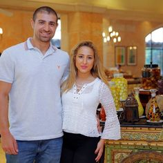 #throwback to my fiancée and I visit to Movenpick Resort & Spa Dead Sea to enjoy a treatment at #ZaraSpa and try the iftar buffet which was rich with Arabic food international food and arabic sweets.  Great place delicious food and amazing company  #ramadan #ramadanfood