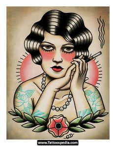 American%20Traditional%20Tattoos 14 American Traditional Tattoos 14