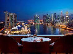 Hotel The Ritz-Carlton Millenia - Singapore #HotelDirect info: HotelDirect.com