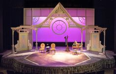 an analysis of the elements in the design of the play the matchmaker by thornton wilder the scenic c The term dramatic literature implies a the elements of a play do (as in the 20th-century experimental drama of william butler yeats and thornton wilder.