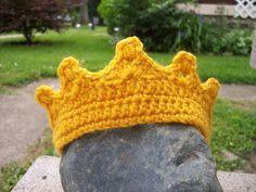 Crochet Tiara / Crown - Free Pattern