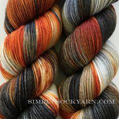 Simply Socks Yarn Company - Mb Tarte Biker Chick, $28.00…
