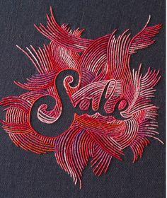 embroidery by maricor/maricar