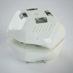 White #art #design #industrial #concept #render #klimov