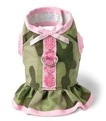 Camo & Pink dress
