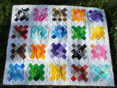 Richard and Tanya Quilts: Granny Squared and a Winner, A block, A sell, and 2 Classes