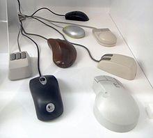 Mouse (computing) - Wikipedia, the free encyclopedia