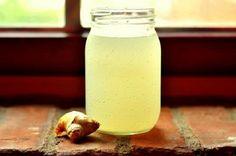 Disso Voce Sabia?: Aprenda a fazer ginger ale, o refrigerante de gengibre, que combate dores e estimula o metabolismo