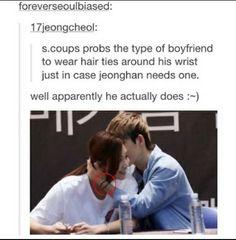 SHIP!!!! #seungcheol #jeonghan
