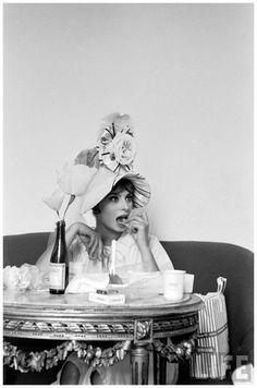 Sophia Loren.  Photo: Alfred Eisenstaedt, 1961.