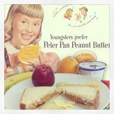 Throwback to the golden era of PB&J lunches #tbt #peanutbutterjellytime #pbjomg #throwbackthursday #followmebitches #follow4follow #follow4followback #chobani #yummy