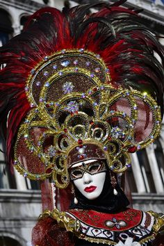 To best understand Carnival, you need to understand the importance of the maschera or masks. The mask allowed citizens to behave wildly and adopt alter egos without the fear of social consequence. This physical transformation permitted a judgment of character based purely upon the mask and costumes rather than roles of society