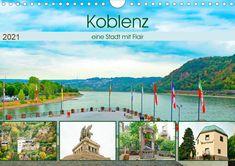 Koblenz - eine Stadt mit Flair Eine spannende Fotoreise mit bekannten Sehenswürdigkeiten von Koblenz. (Monatskalender, 14 Seiten Diy Home Interior, Interior Decorating, Travel Information, Germany Travel, Taj Mahal, Europe, Building, Prints, Products