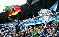 Torcida do Grêmio toma Olímpico em último treino antes do Gre-Nal, 1/12/2012 (Foto: Wesley Santos/PressDigital)