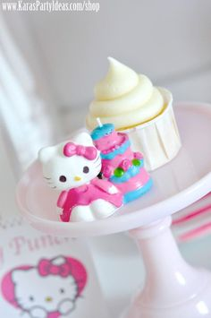a542d7ca2 Hello Kitty Birthday Party Planning Cupcakes Decorations Kara's Party Ideas  Shop