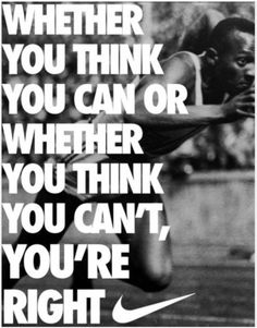 love this.. Beau says this to me all the time but not about fitness :P