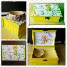 жълта кутия