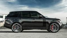 #Range Rover Autobiography