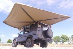 LAND ROVER DEFENDER POP UP CAMPER | eBay