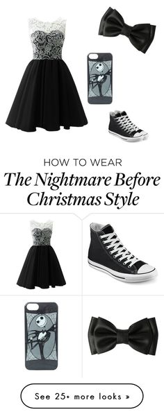 """Dance attire"" by thepandaisreal on Polyvore featuring Converse"