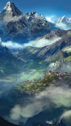 Planeta tierra, paisajes