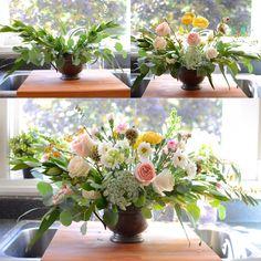 DIY arrangement by Maloney Made