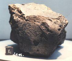 MAC 88105 image/MacAlpine Hills 88105 is a lunar meteorite found in Antarctica in 1989.