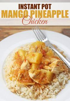 Instant Pot Mango Pi