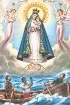 Virgen de la Caridad del Cobre,patrona de Cuba