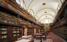Palafoxiana library Puebla Mexico