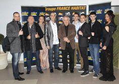 #WorldGBCTour Sébastien Encinas Mr Gabert Maire de pernes David Blanc Organisateur World GBC Tour Thibaul Rey Julien Leplet Alexis Delepine