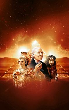 DVD artwork for Doctor Who: The Aztecs Special Edition