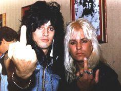 Tommy Lee & Vince Neil