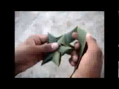 Hello buddies :) Today I am feeling very excited :) Because I have made my first video tutorial ! Yup I am going to show you a video tutorial to make a star out of coconut leaf. Its Christmas seaso. Leaf Crafts, Diy And Crafts, Palm Cross, Palm Frond Art, Coconut Leaves, Making Baskets, Simplicity Is Beauty, Leaf Art, Nature Crafts