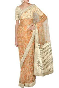 Sabyasachi indian designer online floral sarees